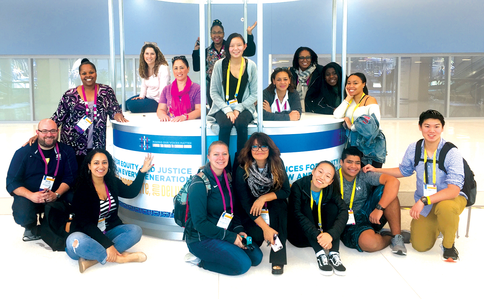 Students Attend National Diversity Conference