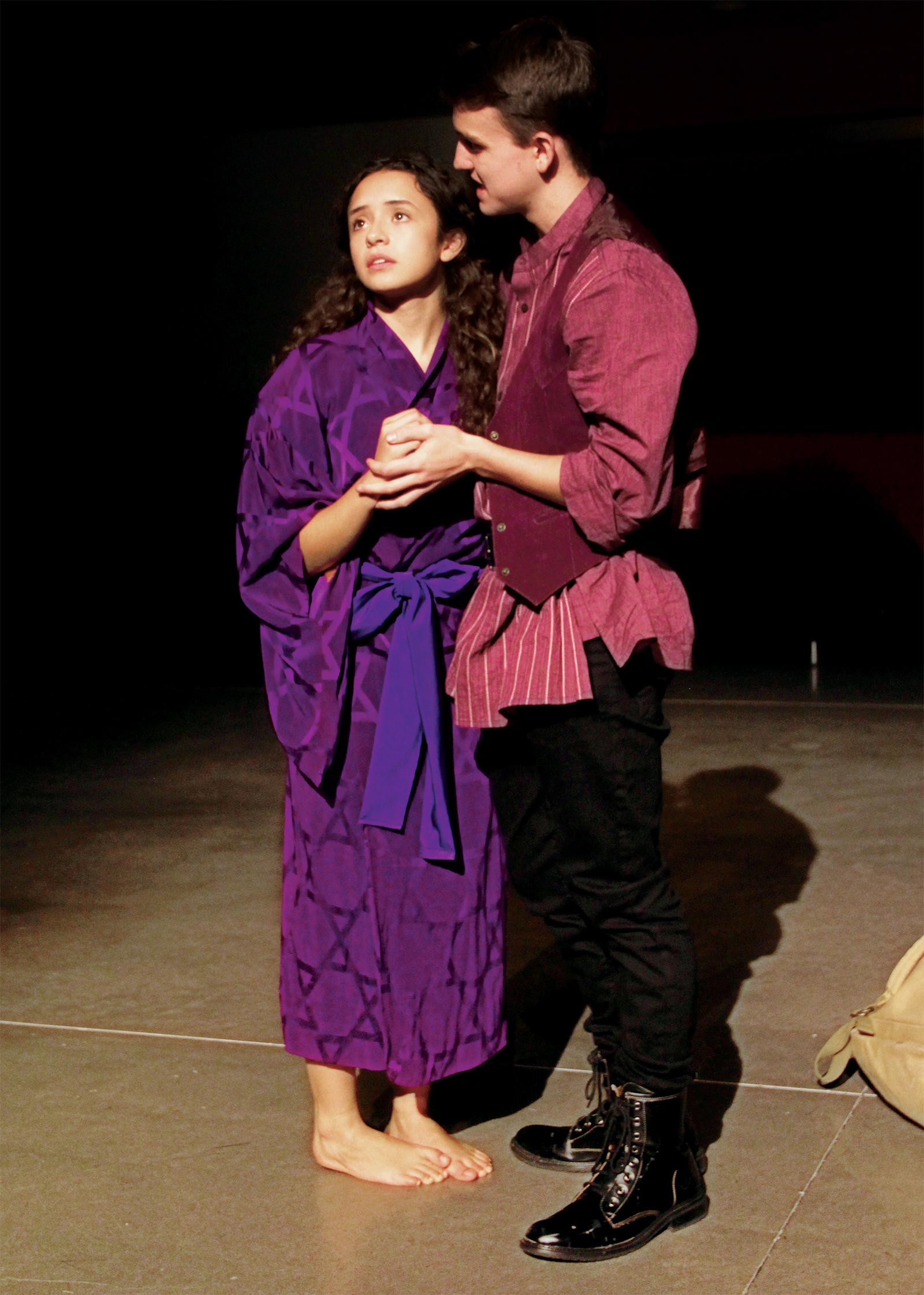 Romeo and Juliet: A Shakespeare Classic Set in Hajjar STEM Center