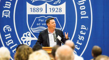 An Alumni Profile: Aaron Dworkin '93