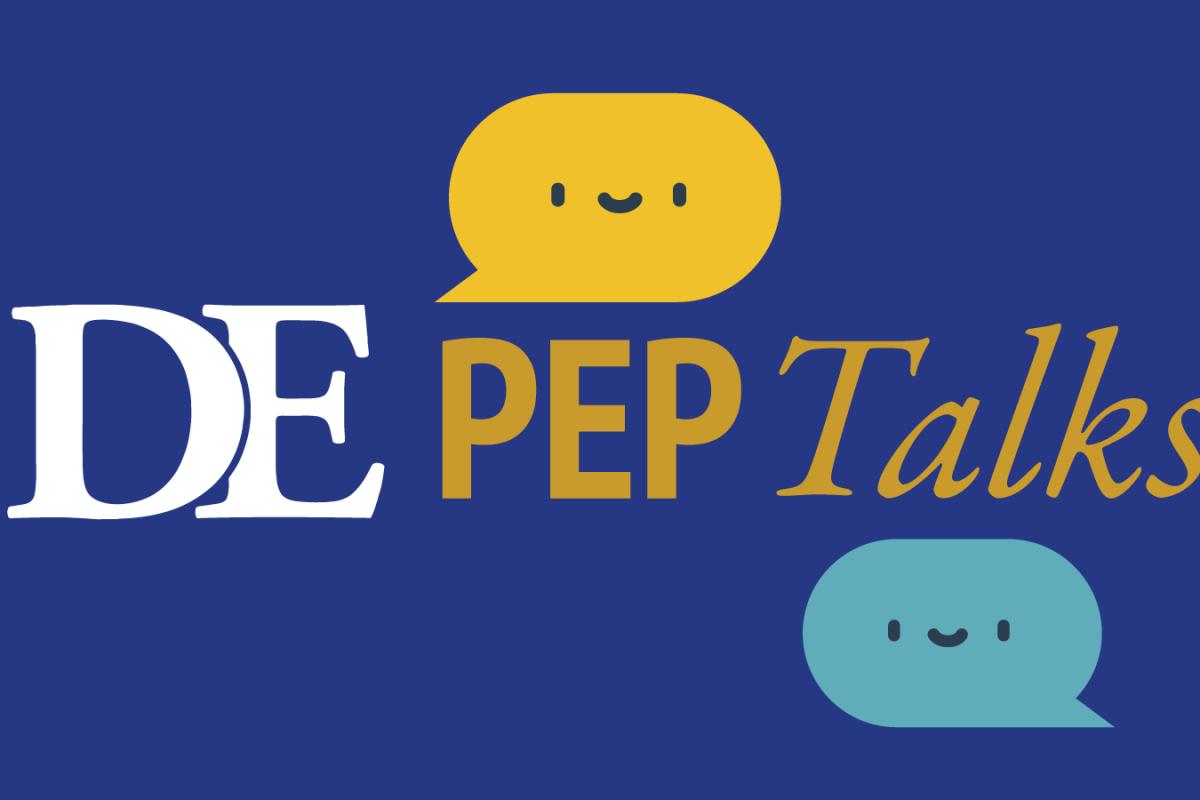 PEP Talk: Deirdre O'Malley, Psy. D., D-E Upper School Psychologist
