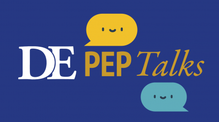 PEP Talk: Deirdre O'Malley, Psy. D., D-E Upper School Psychologist