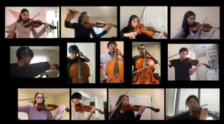 StringJam Virtual Concert