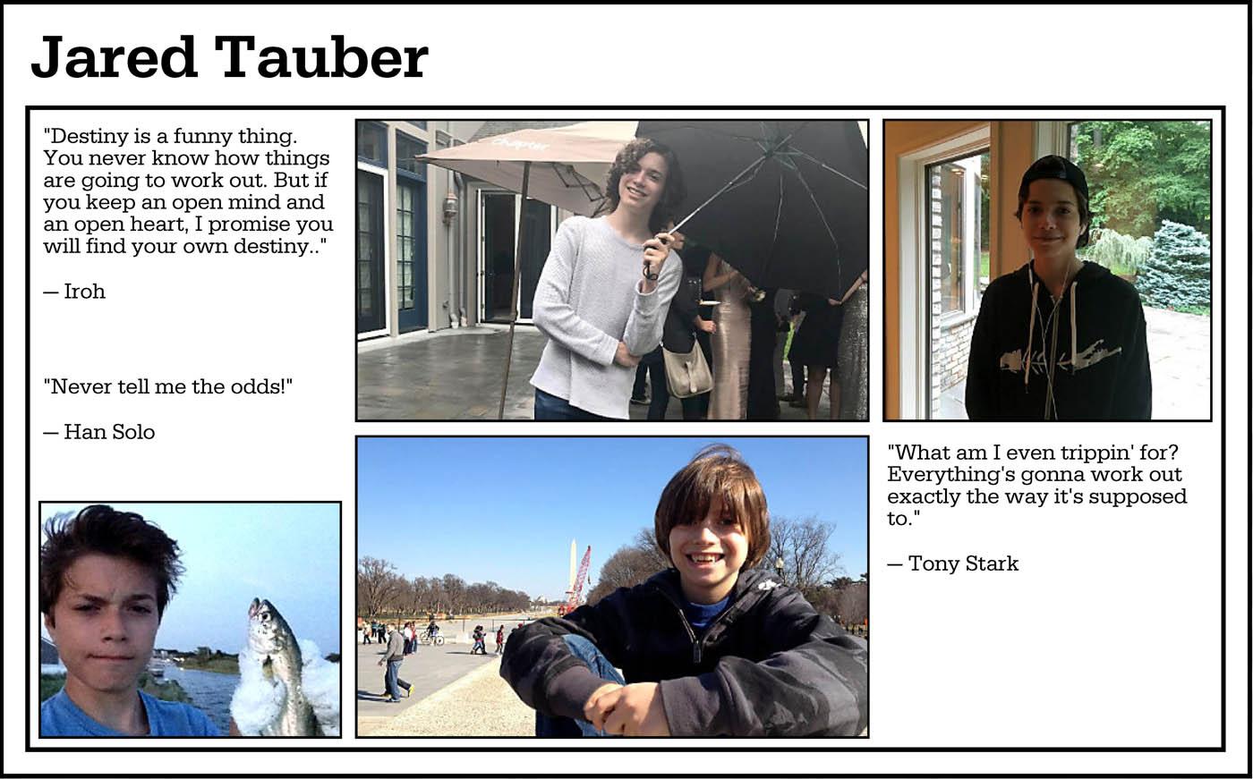 Tauber, Jared