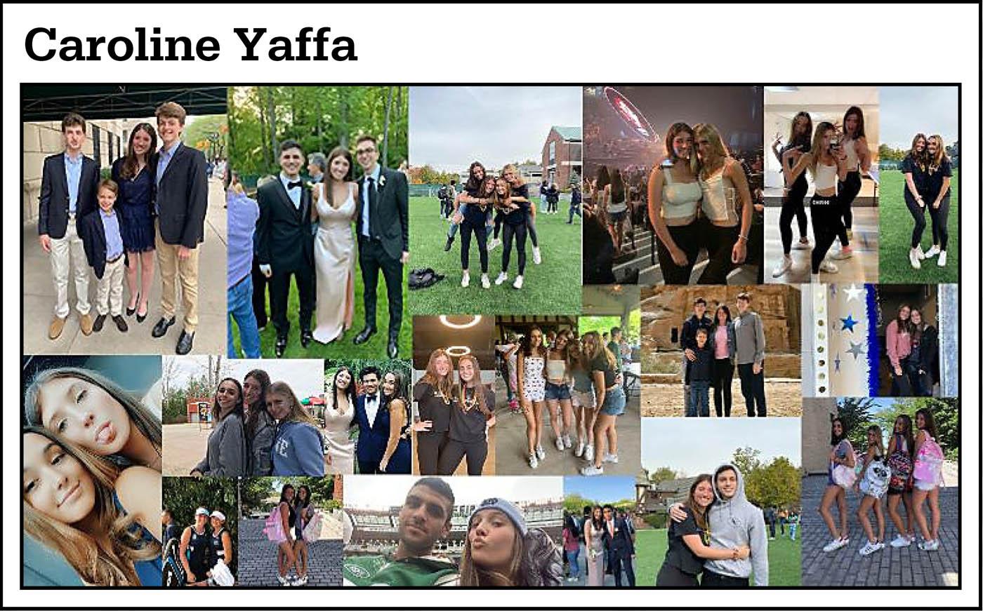 Yaffa, Caroline