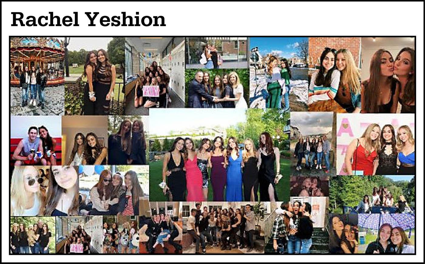 Yeshion, Rachel